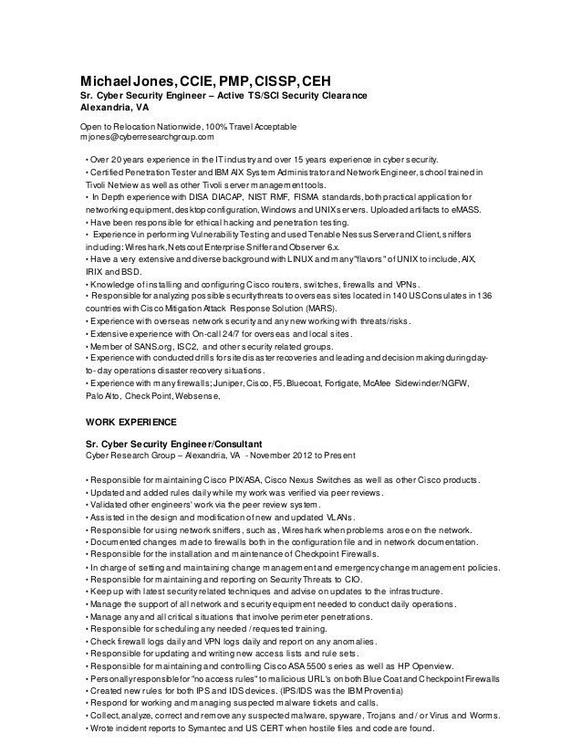 Michael Jones-Resume-OCT2015