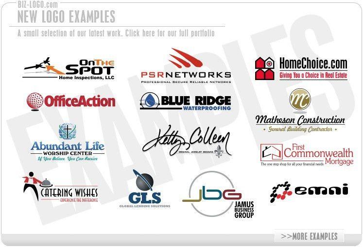 Logo Examples - Biz-Logo.com