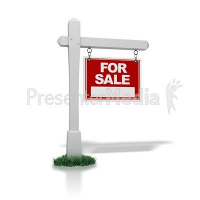 Real Estate Sign For Sale - Signs and Symbols - Great Clipart for ...