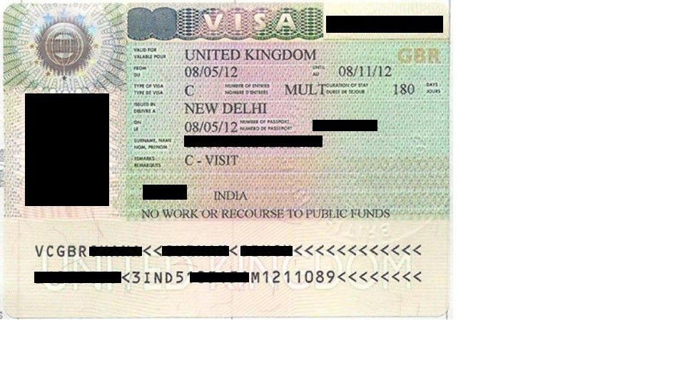 Germany Visa Information - UK - Visa Types - Tourist