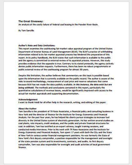 Financial Analysis Report Writing 65 - cv01.billybullock.us