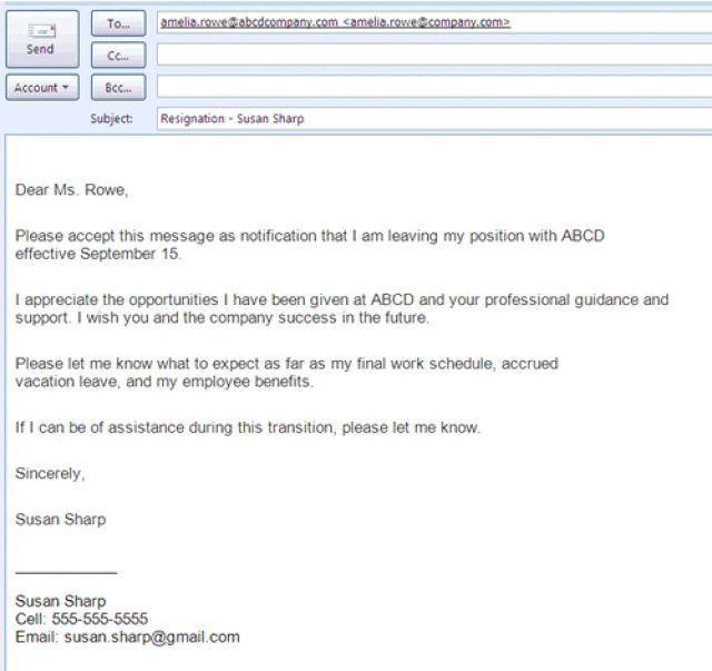 Best 25+ Resignation letter format ideas on Pinterest | Sample of ...