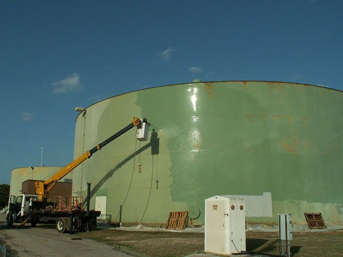 Industrial Painting Company Dallas TX | TMI Coatings ...