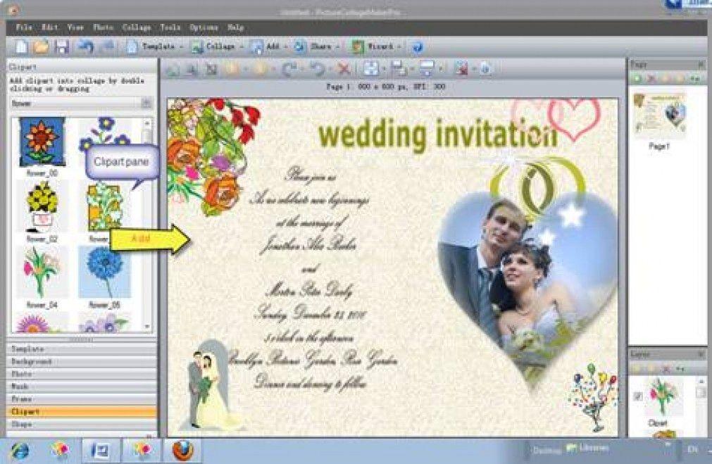 Fresh Invitation Card Design Software Free Download RFA1R4 ...