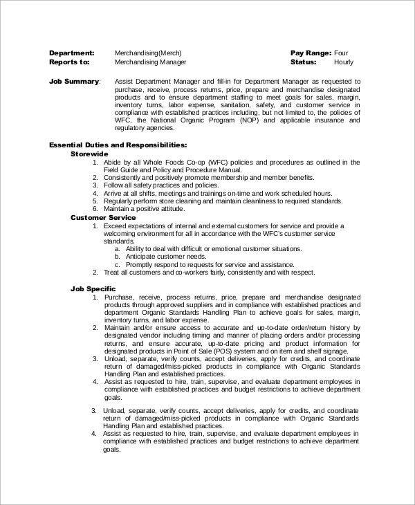 Insurance Agent Job Description. 6+ Cover Letter Insurance Agent ...