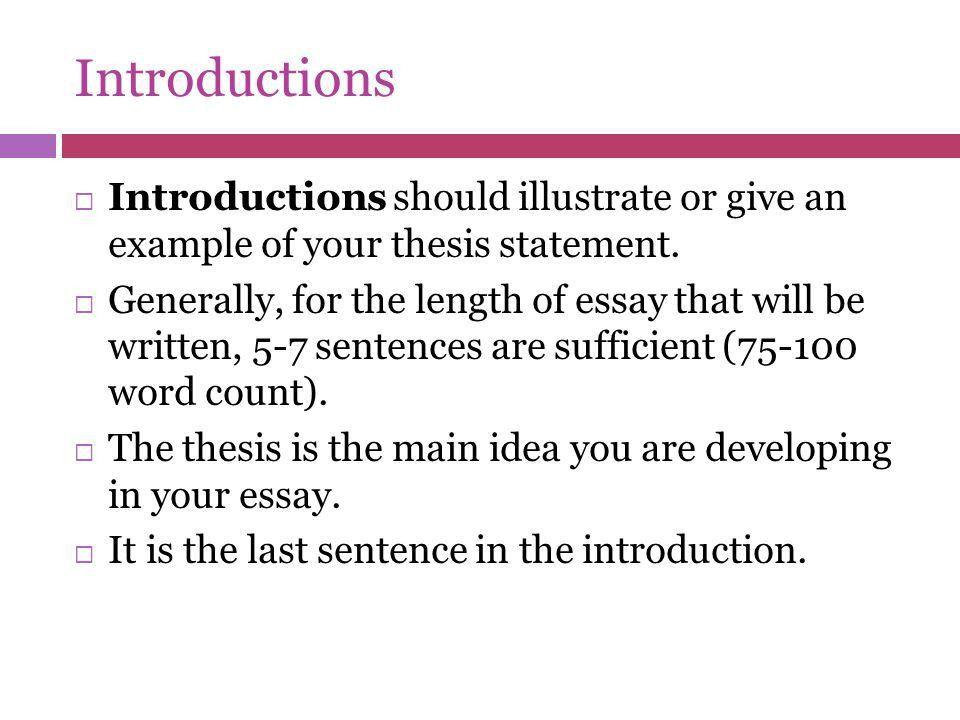 The Research Paper: Introductions - ppt download