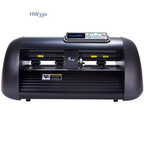 24 inch vinyl cutter HW630 black - Vicsign