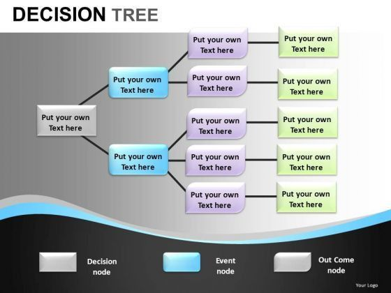 decision tree template for powerpoint dust powerpoint templates ...