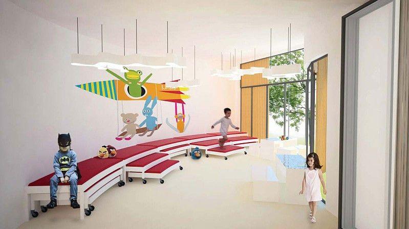 kindergarten interior design - Google'da Ara | kindergarden design ...