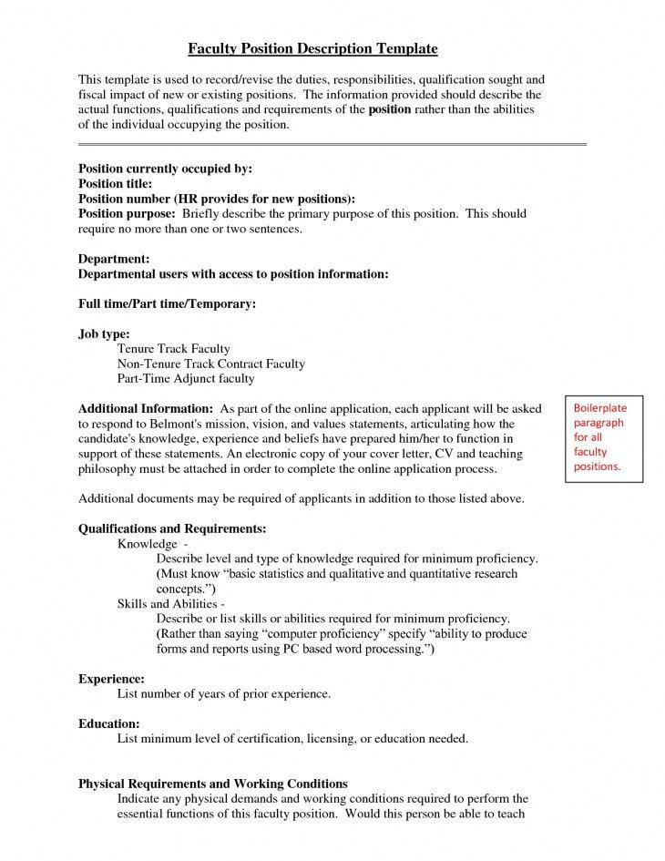 Teacher Contract Templates. Adjunct Faculty Cover Letter - Adjunct ...