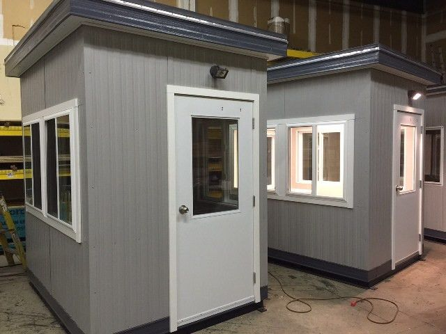 Guard House|Guard Booth|Security Booth|Guard Shack