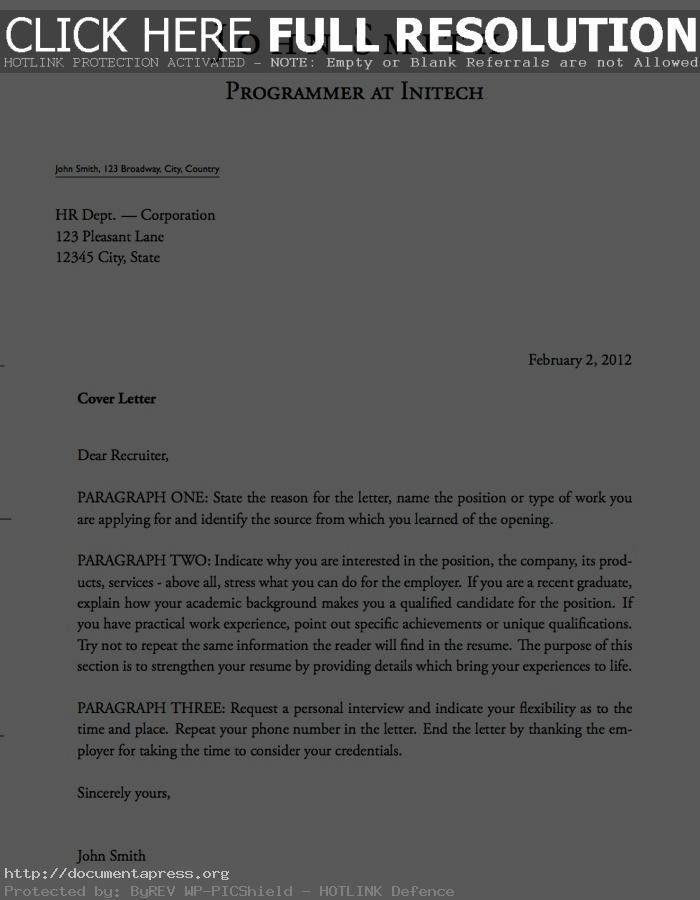 popular cover letter writers website online