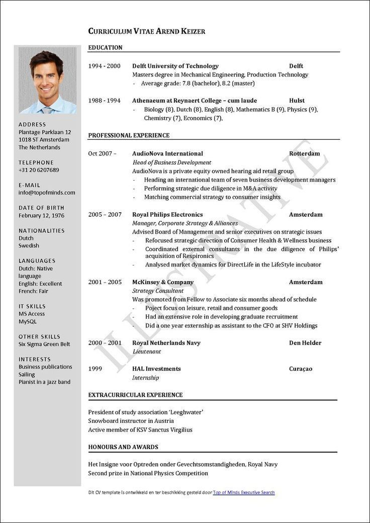 Download How To Write Perfect Resume | haadyaooverbayresort.com
