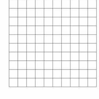 Printable Hundreds Chart and Blank Hundreds Chart