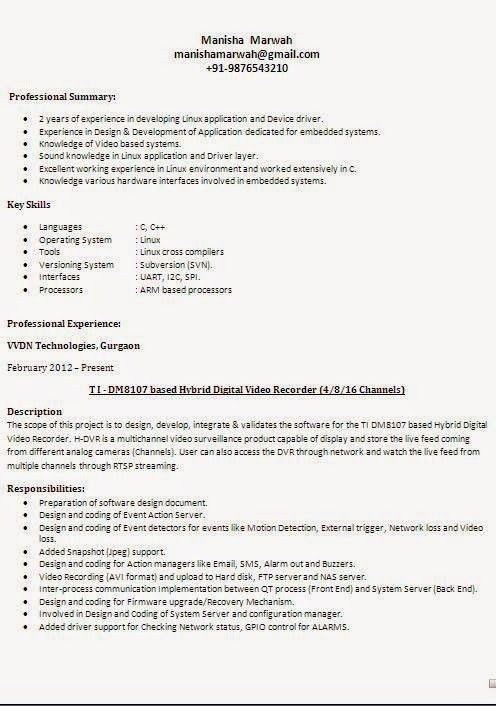 Resume Types Formats. resume format 2017 16 free to download word ...