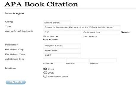 Brilliant Ideas of Apa Style Format Citation Generator In Cover ...