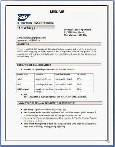 sap basis resume consultant sample resume security consultant ...
