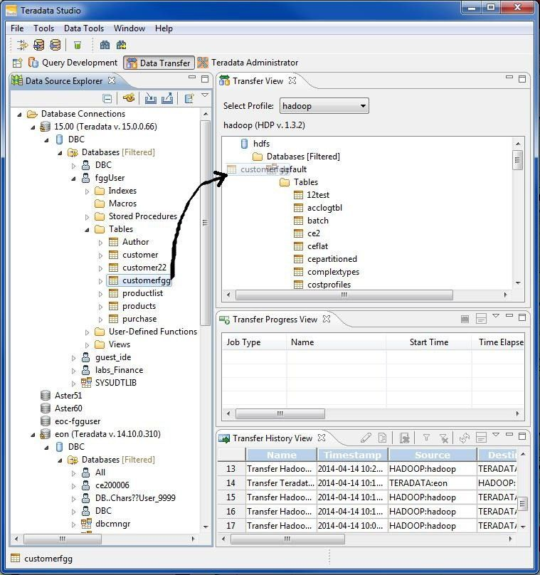 Smart Loader for Hadoop | Teradata Downloads