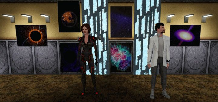 Sims 3 Into the Future Astronomy: Space Explorer & Astrophysicist