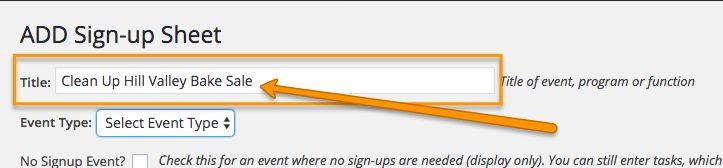 Create a Volunteer Sign Up Sheet – Digital PTO Help Center