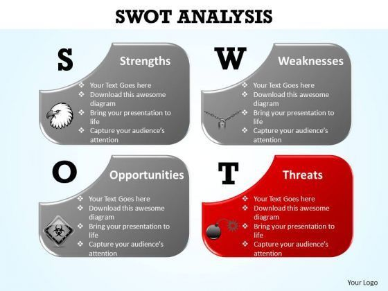 PowerPoint Designs Diagram Swot Analysis Ppt Template - PowerPoint ...