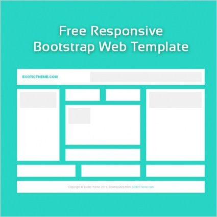 Free blank responsive web template Free website templates in css ...