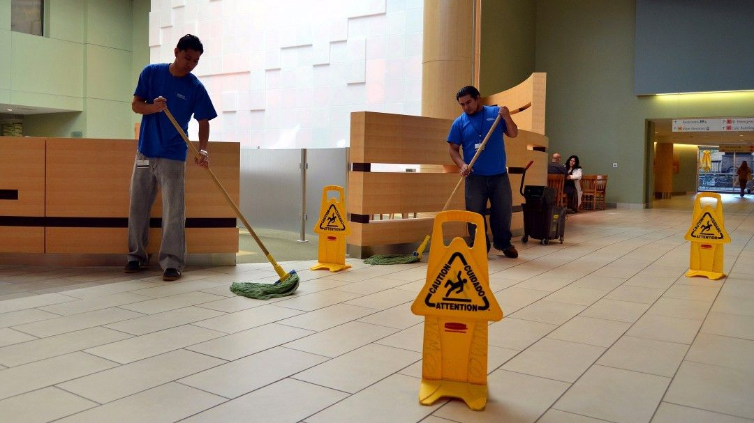 Commercial Cleaning « Nemco, Inc.- Commercial Cleaning · Concierge ...