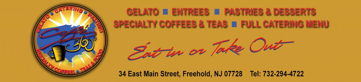 Job Application - Cafe 360 in Downtown Freehold NJ