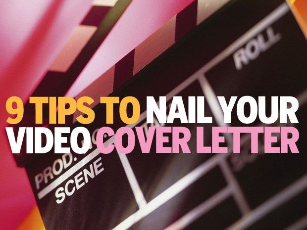 7 tips for building an effective video cover letter | CIO