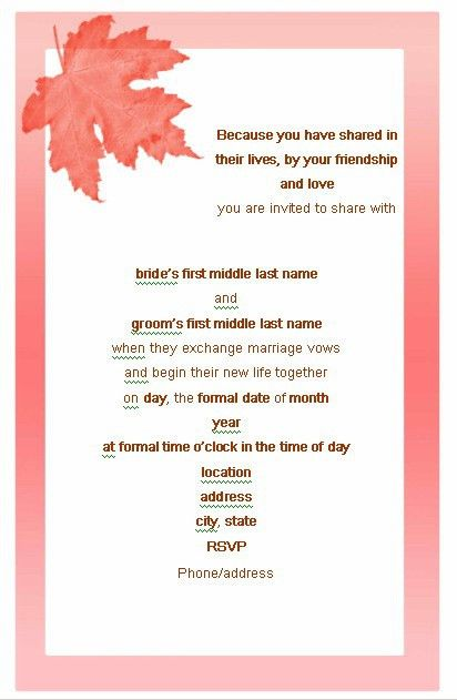 How To Write Wedding Invitation Letter | PaperInvite