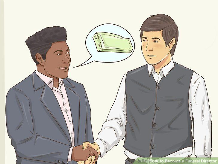 3 Ways to Become a Funeral Director - wikiHow