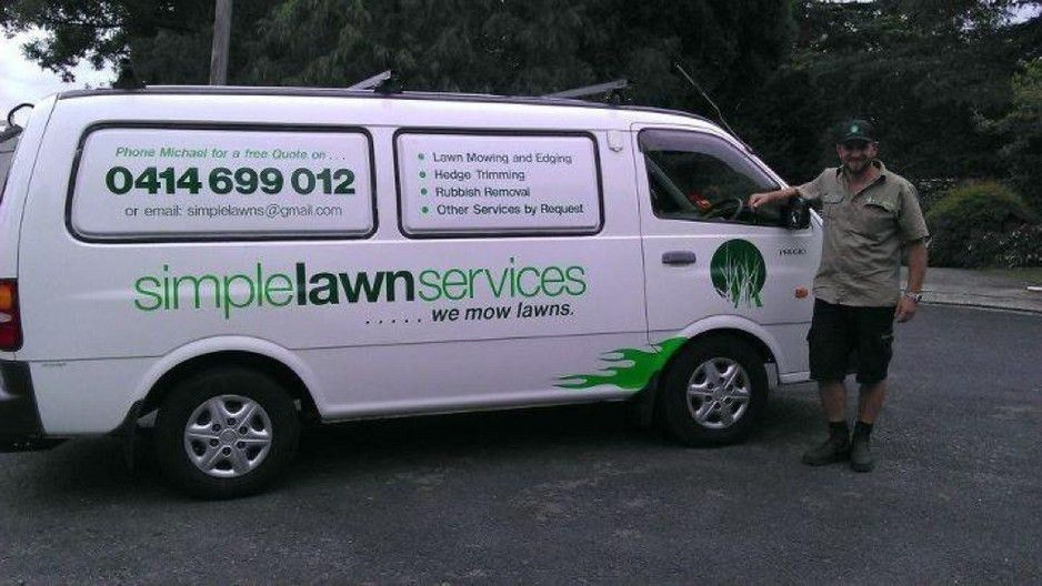 Simple Lawn Services in Tumut, NSW, Gardeners - TrueLocal
