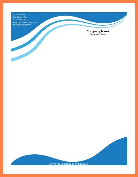10+ printable letterhead templates | Company Letterhead