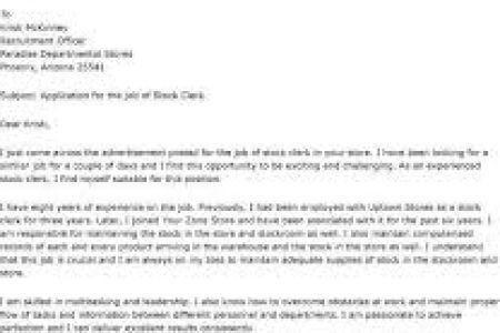 Overnight Stock Associate Resume - Reentrycorps