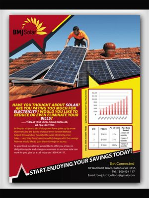 Roofing Flyer Design Galleries for Inspiration