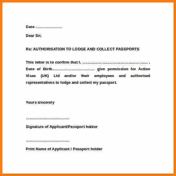 Example Of Authorization Letters. Distributor Authorization Letter ...