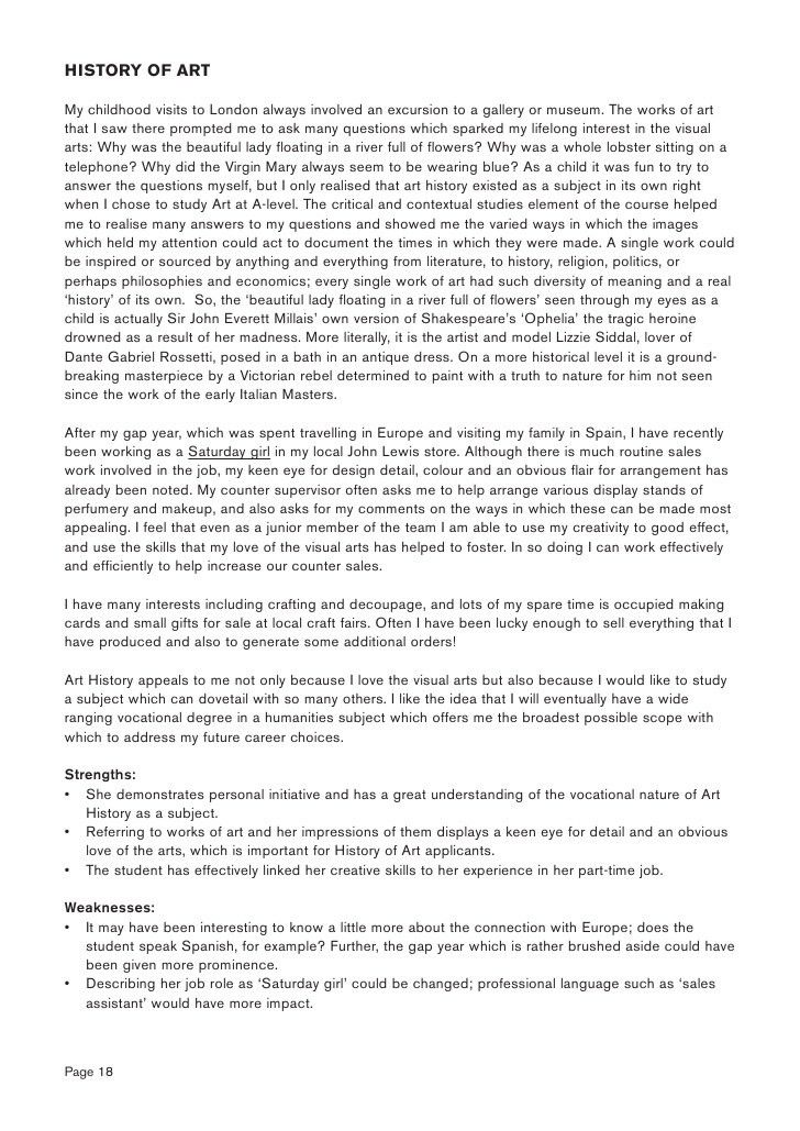 Personal Statement Template. Top Ideas About Personal Statement ...