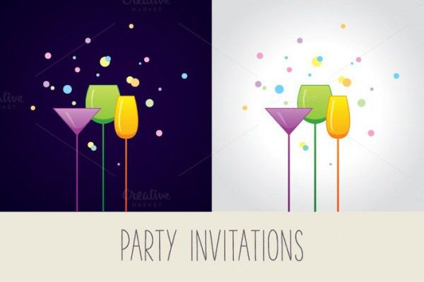 21+ Cocktail Party Invitations - PSD, Vector EPS, JPG Download ...