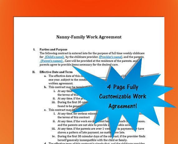 18 best NannyLikeAPro images on Pinterest | Resume templates ...