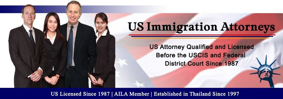 US Immigration Lawyer Thailand
