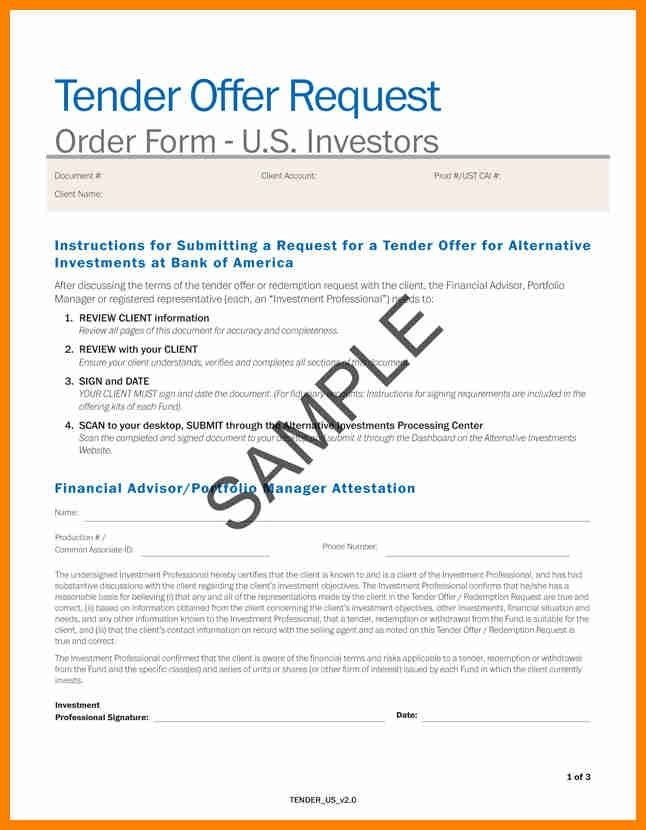 4+ request for tender letter | it cover letter