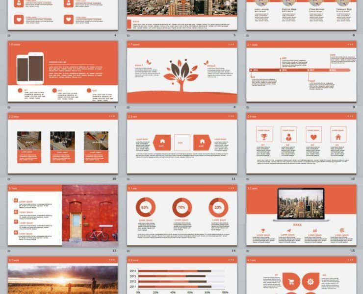 27+Simple professional powerpoint templates | PowerPoint Templates ...