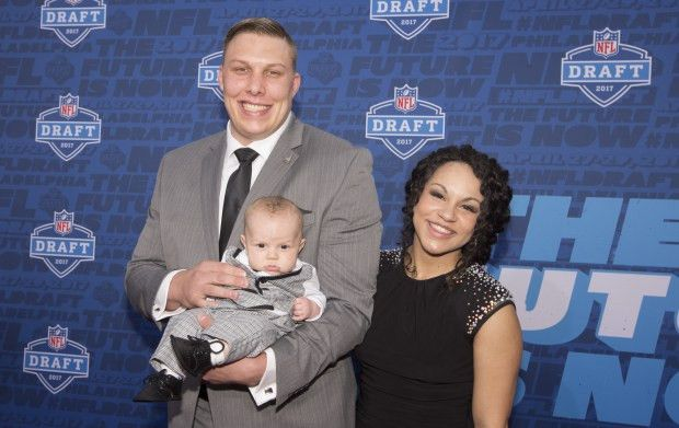 Garett Bolles is the face of the Broncos draft. His family stole ...
