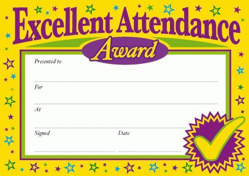 Certificate of Attendance Templates | Certificate Templates