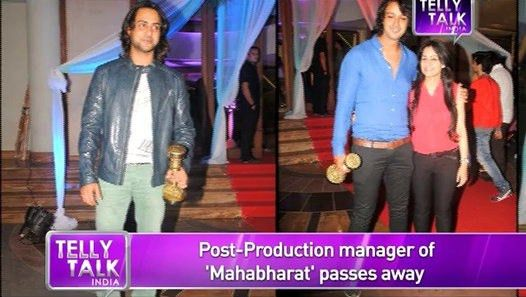 Mahabharat Post Production Manager Yash Puri Passed Away - Video ...