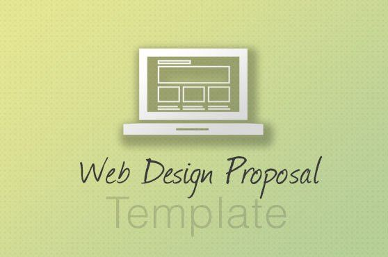 8 Best Images of Website Design Proposal Templates - Web Design ...