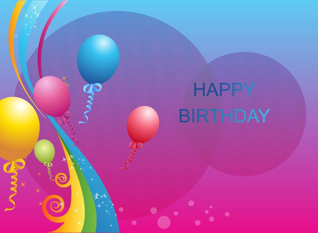 feminine-birthday-card-design-idea-colorful-color-scheme-beauty ...