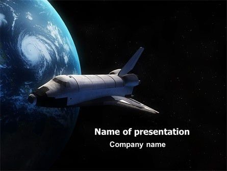 Space Powerpoint Template - Casseh.info