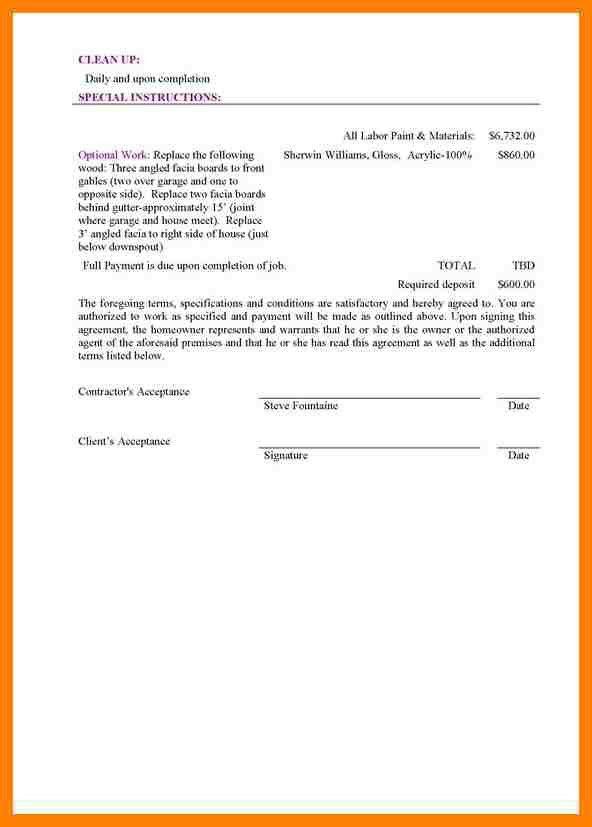 10+ job proposal example | coaching-resume