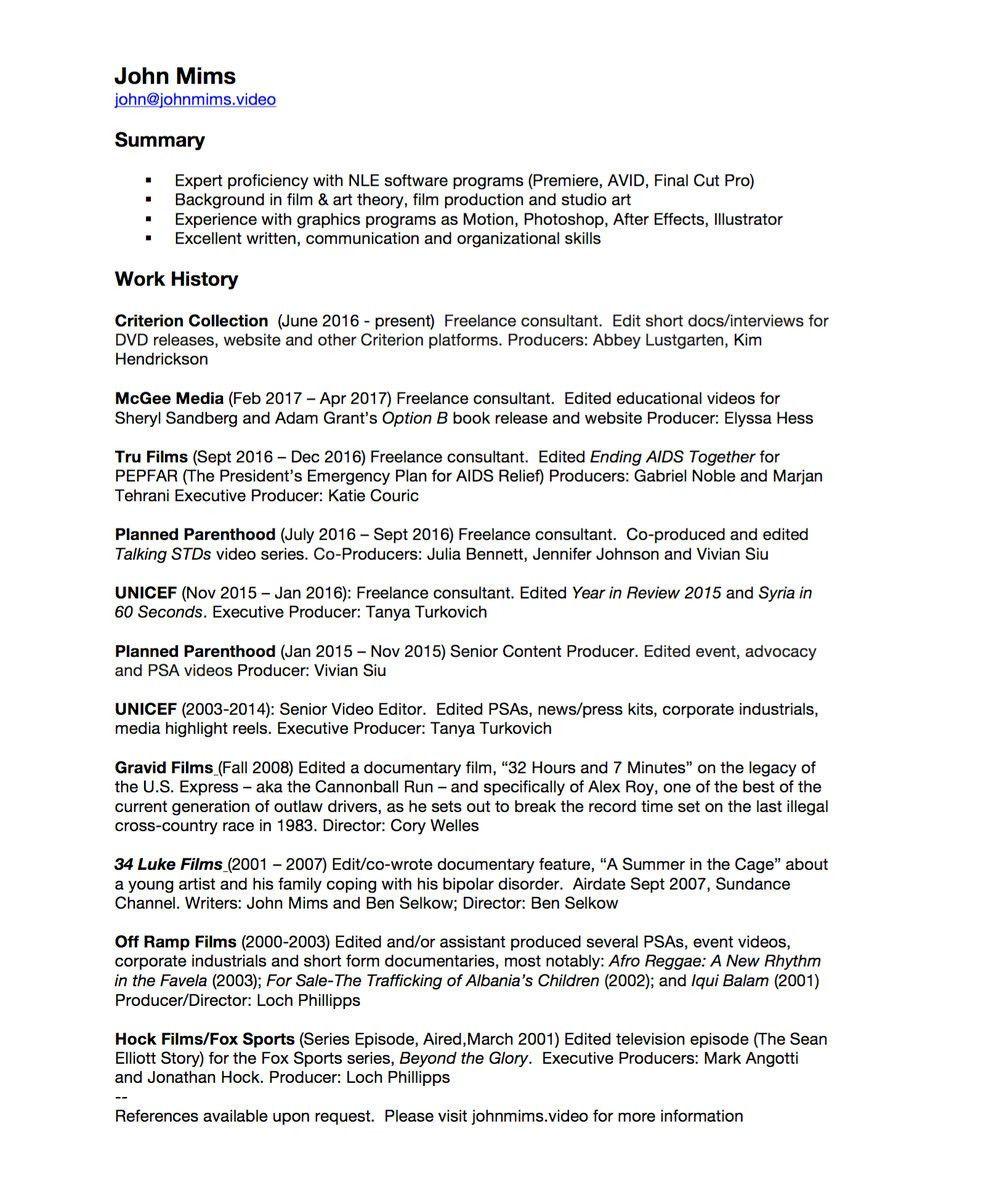 Amazing Houseman Resume Examples Photos - Professional Resume ...